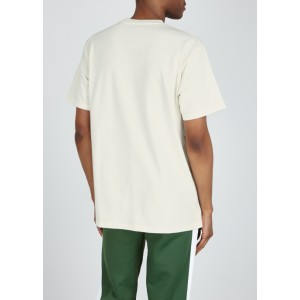 T-Shirt With Gucci Blade...