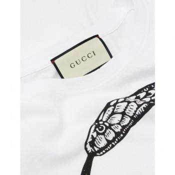 Gucci Ouroboros print...