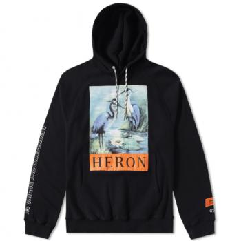 HERON PRESTON HERON HOODY