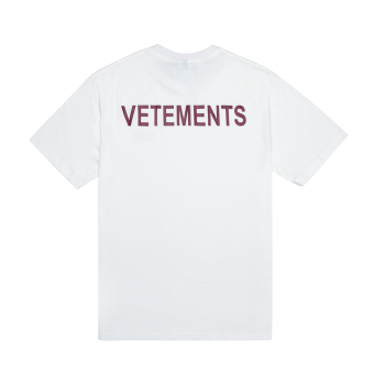 Vetements 'Staff' Reflector...