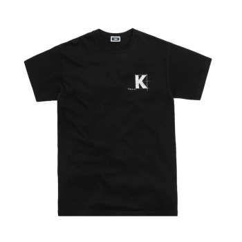 Kith Blueprint Tee Black
