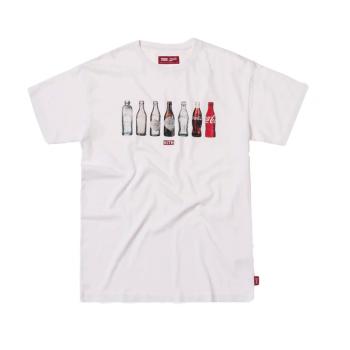 Kith x Coca-Cola Bottle Tee...