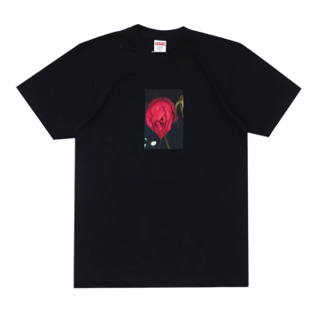 Supreme Araki Rose tee Black