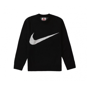 Supreme Nike Swoosh Sweater...