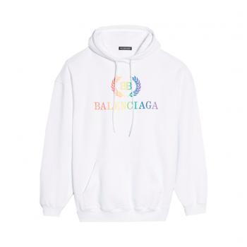 Balenciaga Rainbow Hoodie