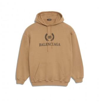 Balenciaga BB Hoodie in...