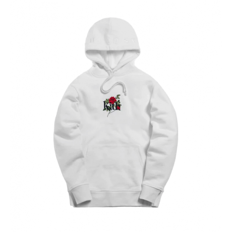 Kith Gardens Of The Mind Hoodie White