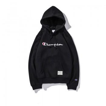 Champion Black hoodie