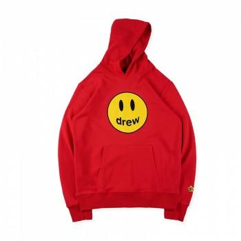 Drew House Red Hoodie