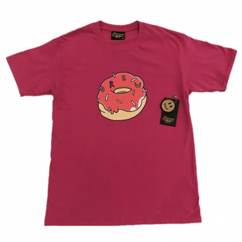 Drew House Donut Tee Red