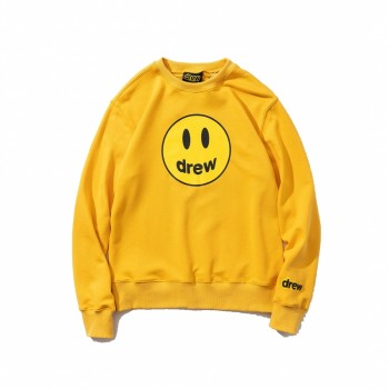 Drew House Sweatshirt Yellow