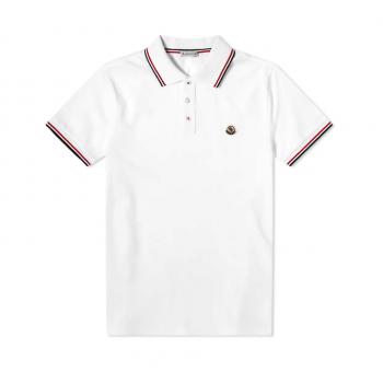 Moncler Classic Logo Polo...