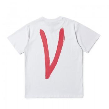 Zero's Vlone Love Tee White