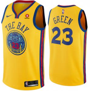 Draymond Green Nike Golden...