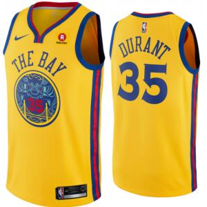 Kevin Durant Nike Golden...