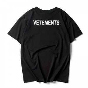 Vetements Staff  T-shirt