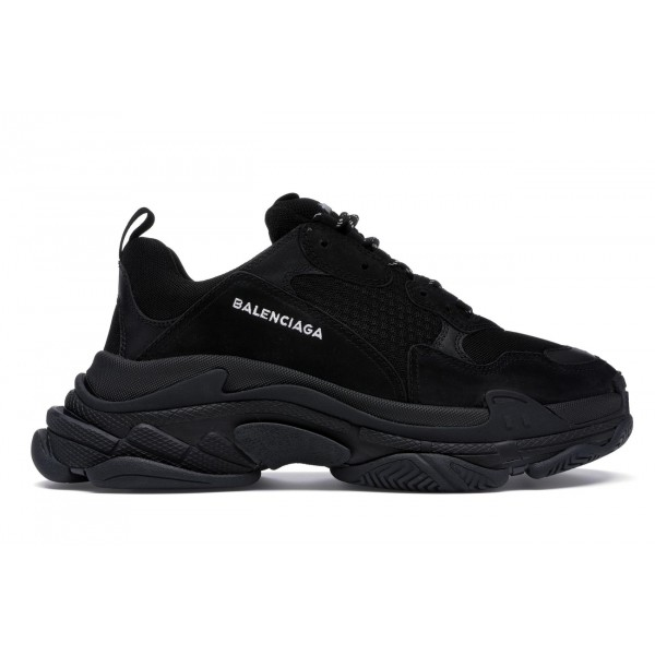 balenciaga s triple black